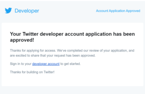 【2021年最新】TwitterのAPI申請に何度も落ちたので分かったことをまとめてみた(合格例文有り)